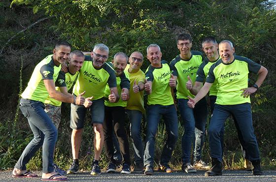 Organisateurs Trail Meltonic